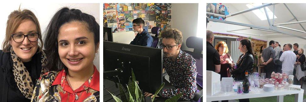 Mosaic Digital Media Office