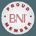 Proud Member of BNI Mere