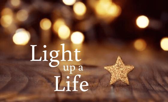 St Luke's Hospice Light Up a Life